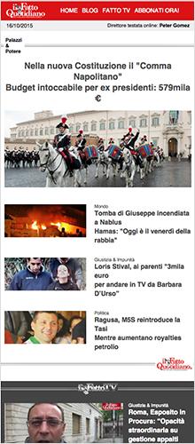 Anteprima newsletter