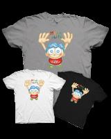 T-Shirt Mani Pulite