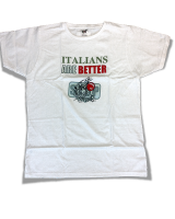 T-Shirt Italians are better