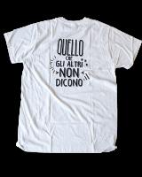 T-Shirt partecipa bianca