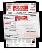 Abbonamento coupon