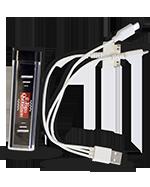 Caricatore portatile per Smartphone PARTEC!PA