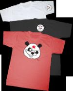 Maglietta Panda Comunista Italiano - disegnata da Vauro